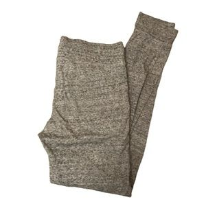 Nicole Millar Grey Speckled Stretchy Jogger Pants